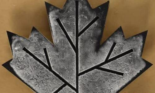 Bề mặt lấy cảm hứng từ lá cây giúp ngăn sương giá