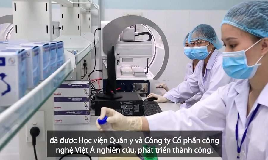 Kit xét nghiệm nCoV của Việt Nam sử dụng thế nào?