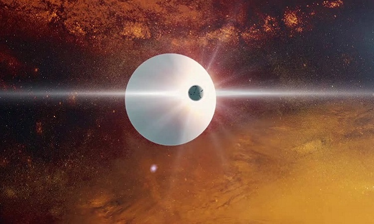 Nguyên nhân sao Thiên Vương có trục nghiêng 'độc nhất vô nhị'