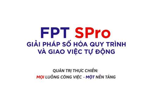 fpt spro