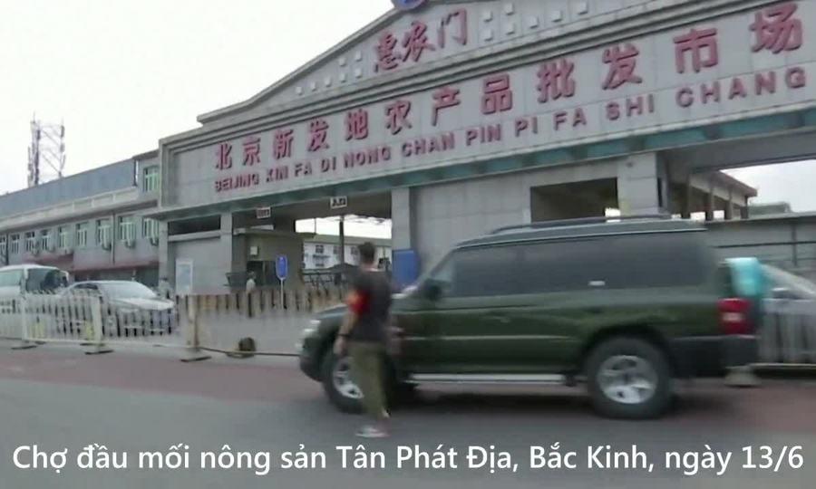 Ch? ??u m?i n?ng s?n Tan Phát ??a ? B?c Kinh