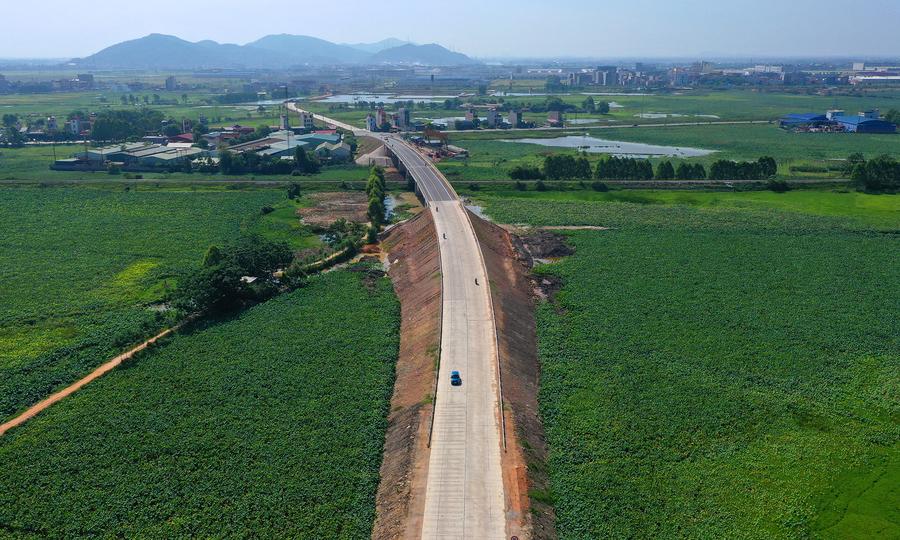 Vành đai 4 nối Bắc Giang với thủ đô