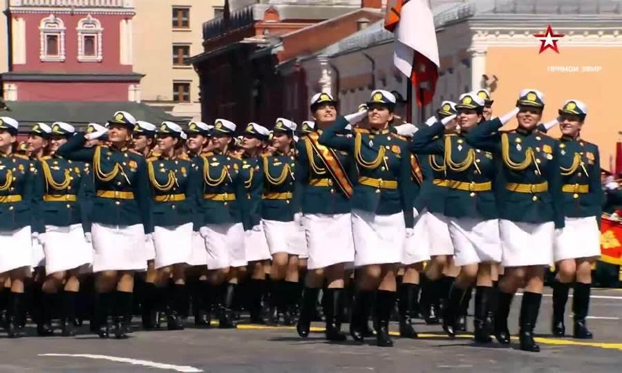 Nga Duyệt binh Chiến thắng tại Moskva