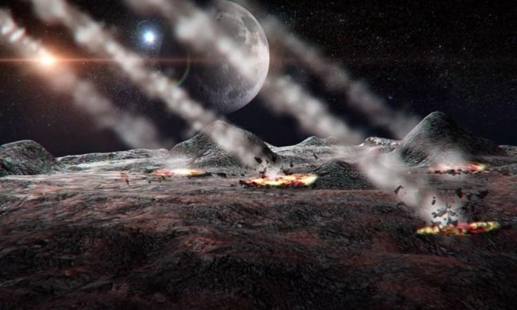 Sao Diêm Vương từng có đại dương nước lỏng