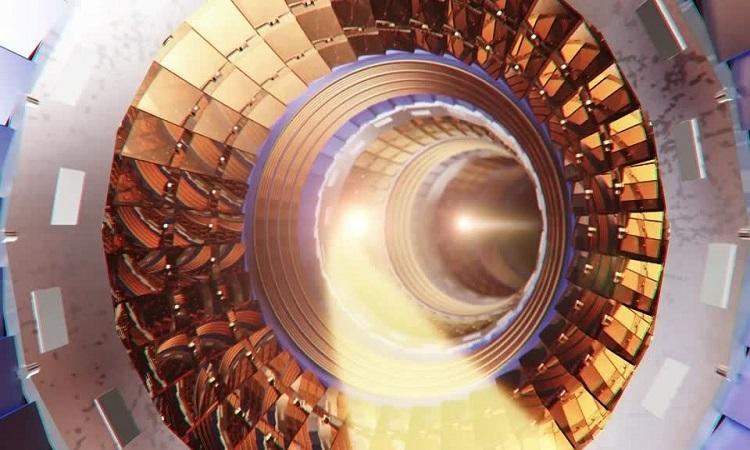 Máy gia tốc Lớn phát hiện hạt vật chất mới