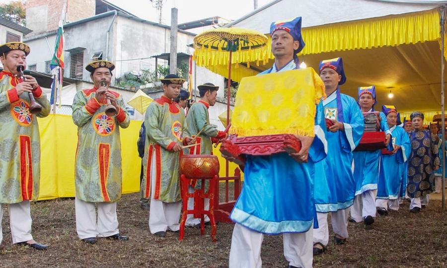 Lễ tế đàn Âm hồn tưởng nhớ ngày kinh đô Huế thất thủ