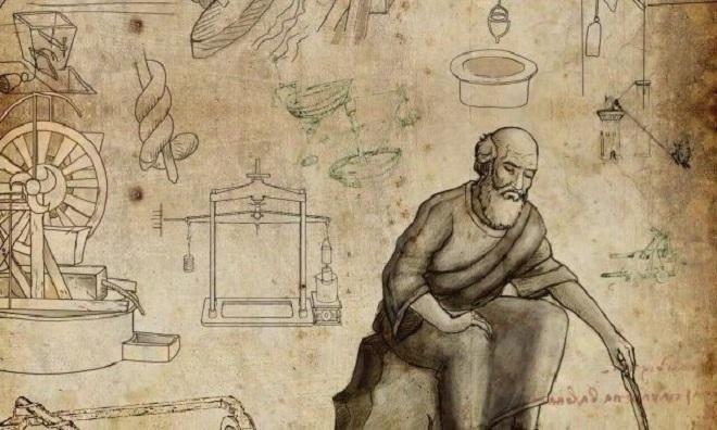 Archimedes và vụ án chiếc vương miện vàng