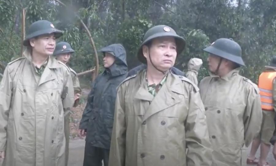 Video hình ảnh cuối cùng đoàn cứu nạn