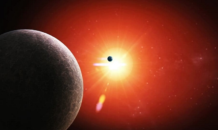 Hệ sao gồm 'siêu Trái Đất' và 'tiểu sao Hải Vương'