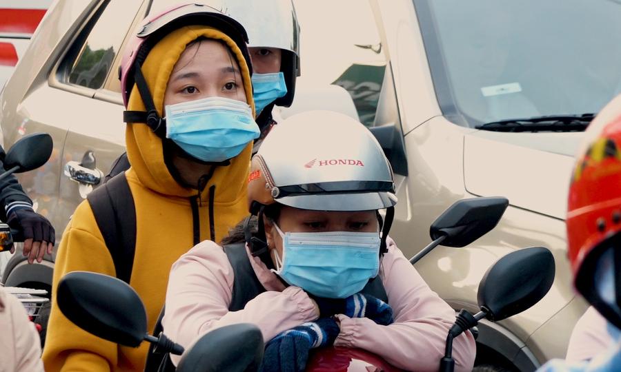 Cửa ngõ phía Tây Sài Gòn ùn tắc