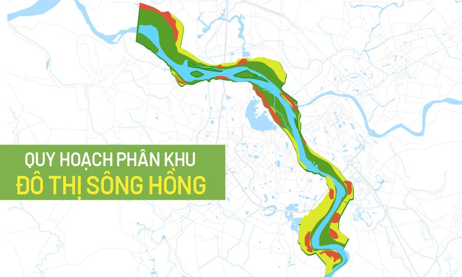 Quy hoạch phân khu đô thị sông Hồng