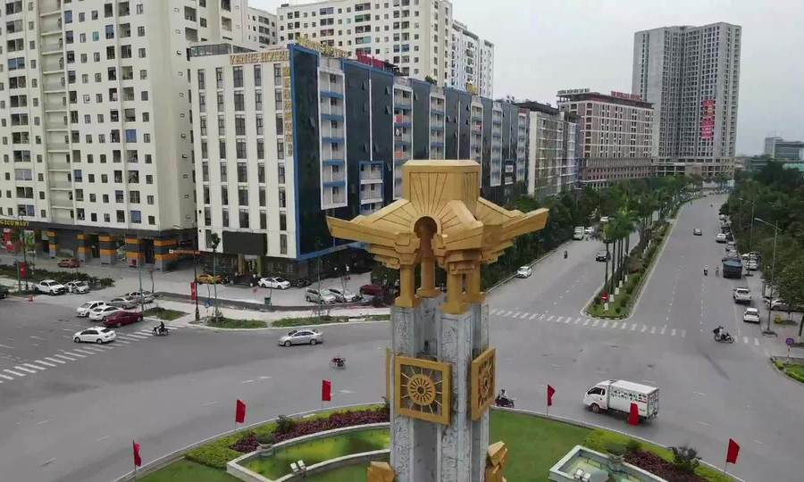 Diện mạo đô thị Bắc Ninh