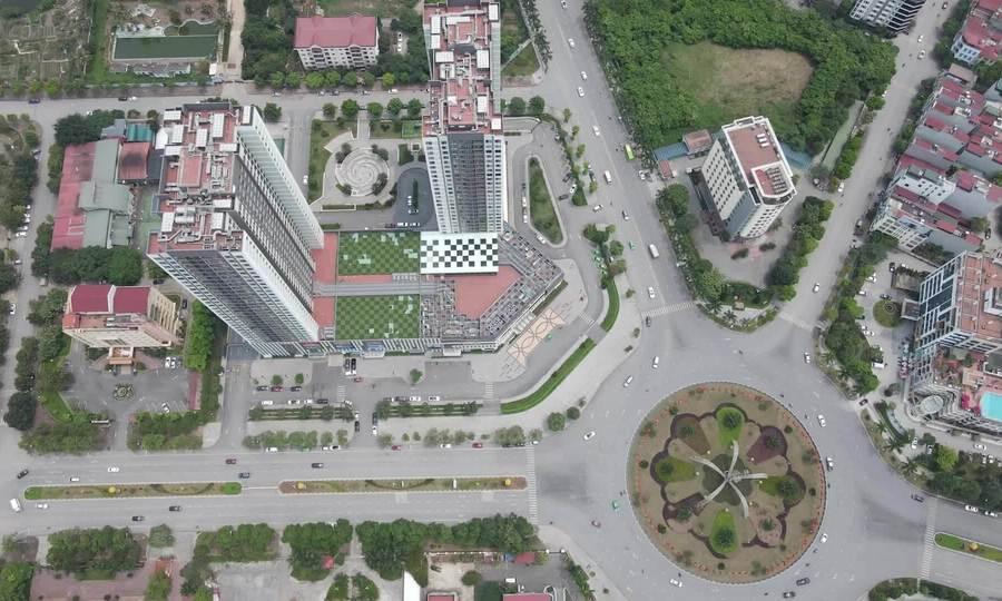Hệ thống giao thông nghìn tỷ ở TP Bắc Ninh