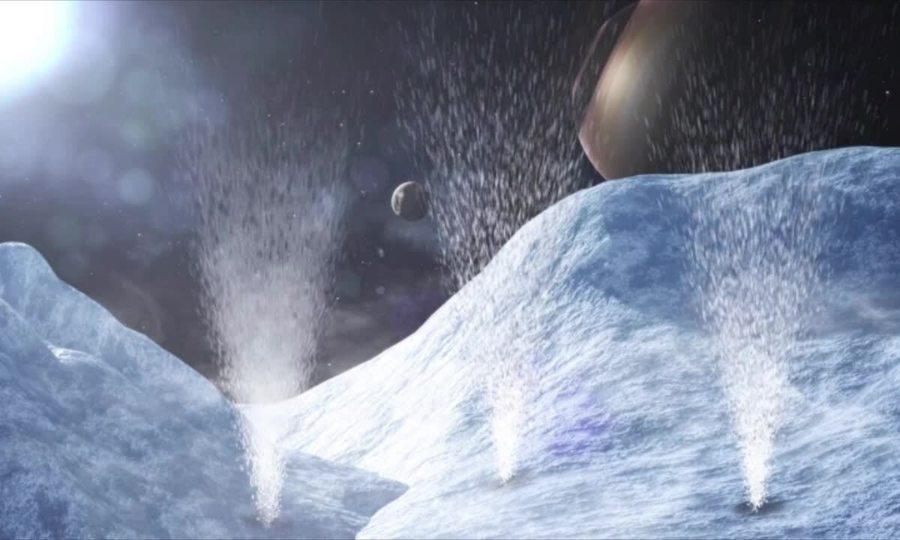 Dòng hải lưu có thể tồn tại trên mặt trăng sao Thổ