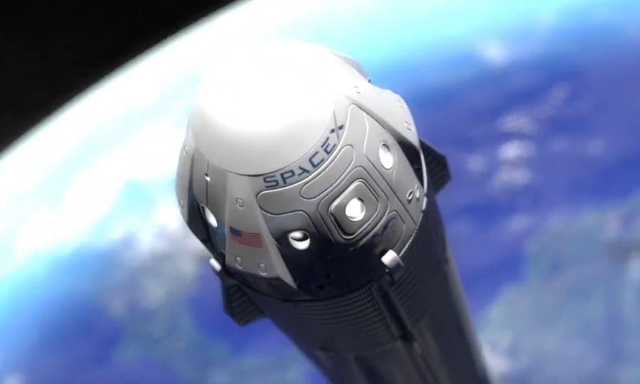 SpaceX sắp phóng 4 phi hành gia lên ISS
