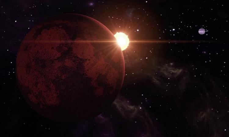 'Siêu Trái Đất' nóng hơn 500 độ C