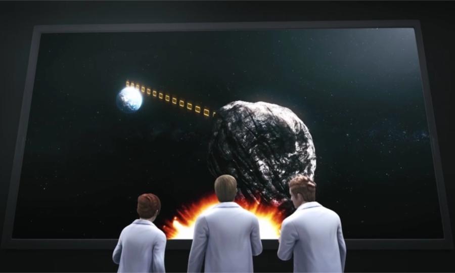 Khả năng ngăn chặn tiểu hành tinh đâm xuống Trái Đất