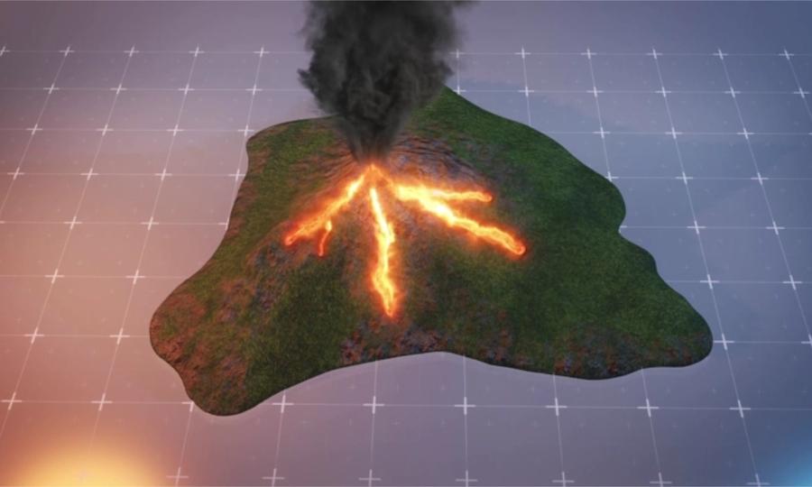 Nguy cơ núi lửa lớn nhất thế giới phun trào