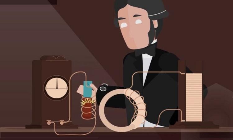 Thiên tài không bằng cấp phát minh máy phát điện