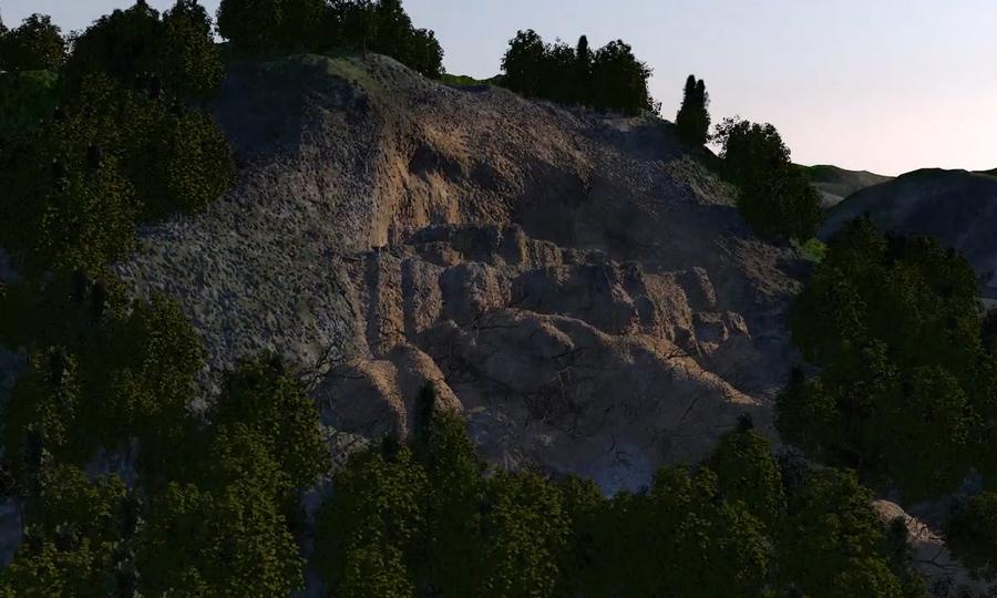 Cách phân loại sạt lở đất đá