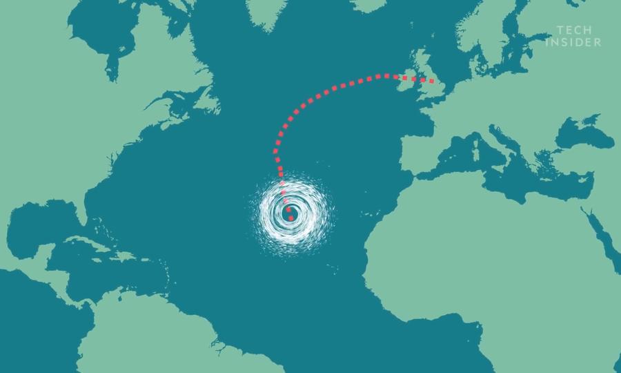Vì sao bão mạnh hiếm khi đổ bộ châu Âu?