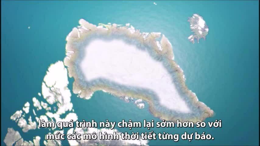 Hải lưu Gulf Stream hoạt động chậm nhất trong 1.600 năm