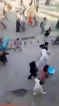 Nổ ở sân bay Kabul