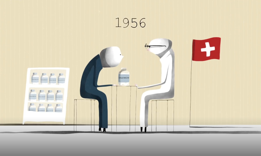 Sự ra đời của thị trường thuốc chống trầm cảm trị giá tỷ đô