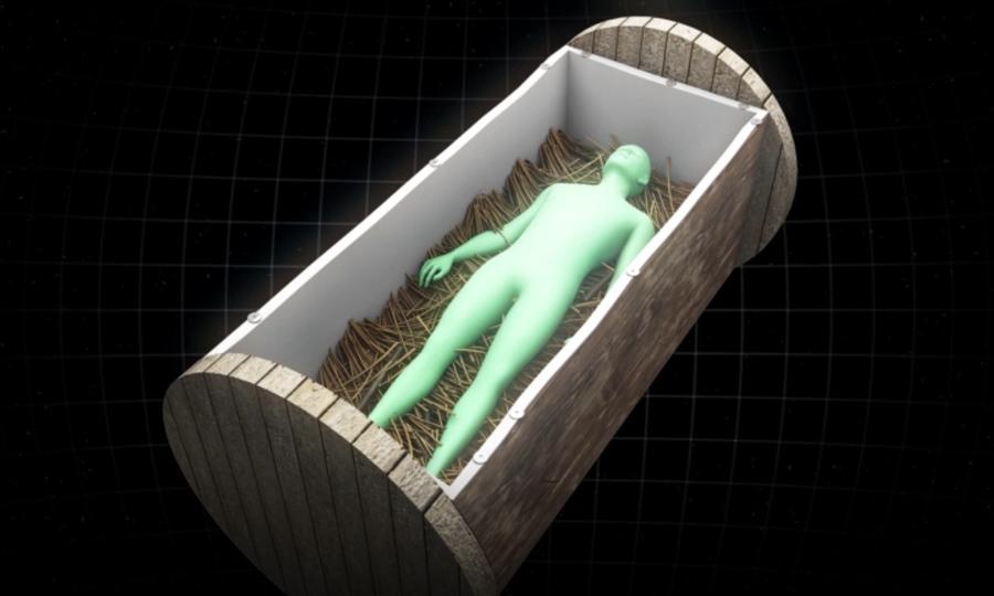 Giải pháp xanh thay thế chôn cất và hỏa táng
