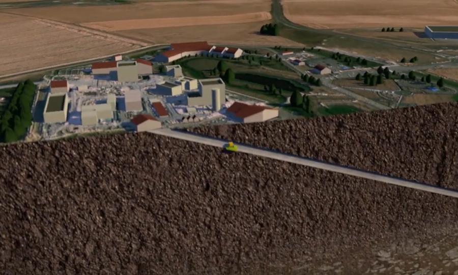 'Niêm phong' chất thải phóng xạ dưới lòng đất